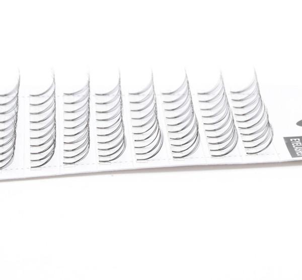 Seashine 5D Short Stem Volume Fans Individual Eyelash Extension 0.07 0.10 C D Curl Premade Fans South Korean Silk lashes For Free Shipping