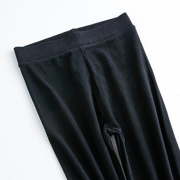 Estilo de terciopelo negro