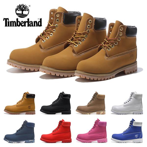 2020 timberland de igner luxury boot men winter now boot women military triple white black brown camo green port neaker ize 36 45 thumbnail