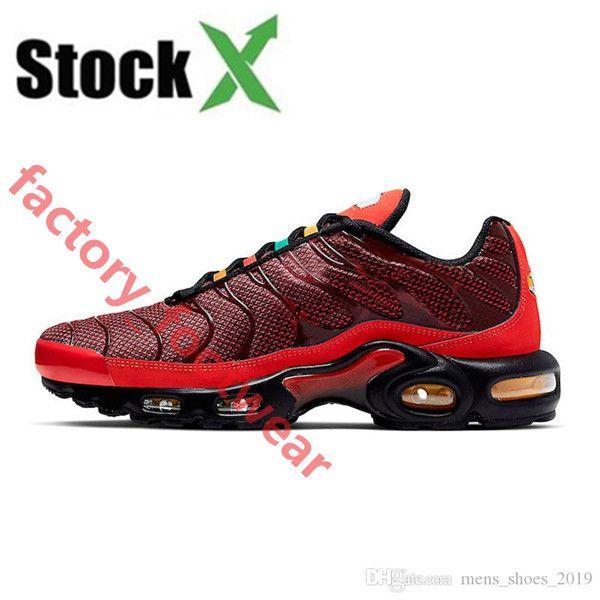 36 Negro Rojo