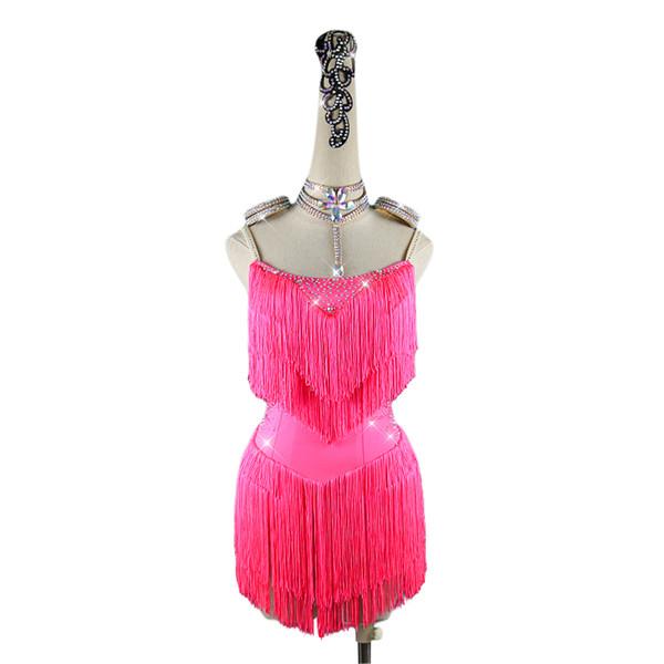 만 복숭아 드레스