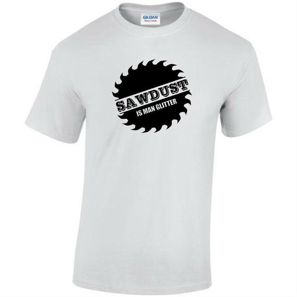 Serrín Camiseta Hombre divertido Brillo Carpintero Madera Turner Herramientas Torneado Carpintero