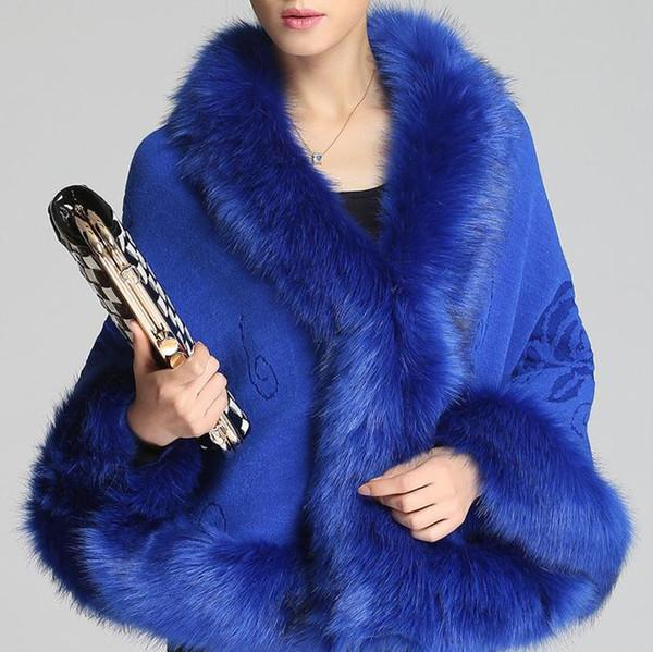 Livraison gratuite Faux fourrure manteau gilet de fourrure hiver nouvelle arrivée manteau court conception femmes