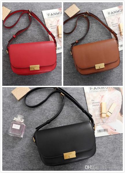 20189New venta caliente bolsos de diseño portátil bolsos CALIENTES bolsos famosos bolsa de mensajero de alta calidad bolso de hombro de cuero