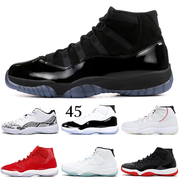 super popular cheapest great deals 2017 Acheter Nike Air Jordan 11 Retro 11 Concord High 45 11 XI 11s ...