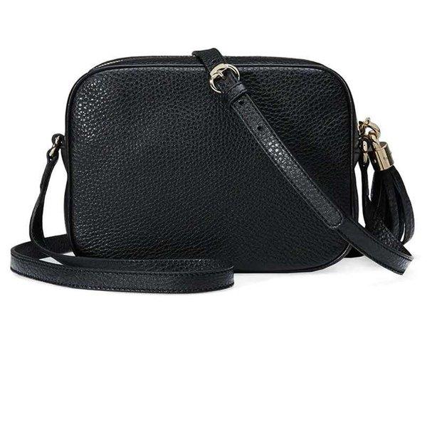 top popular Women Handbags Wallet Famous Handbag Woman Handbags Bags Crossbody Soho Bag Ladies Disco Shoulder Bag Fringed Messenger Bags Purse 22cm 2020