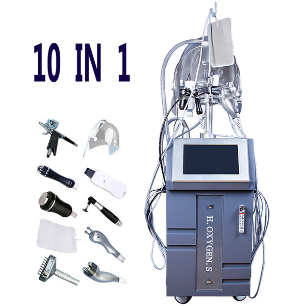 Oxygen Jet Skin Rejuvenation Machine Oxygen Facial Infusion Facial Treatment Beauty Machine Oxygen Therapy Spa Beauty Skin Care Equipment