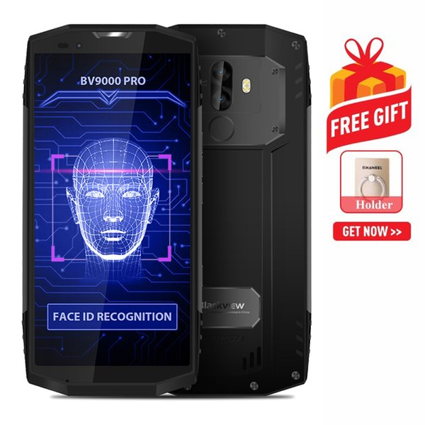 Blackview BV9000 Pro 6GB+128GB IP68 Waterproof Dustproof Shockproof Dual Back Camera Face & Fingerprint Identification 5.7 inch Android 7.1