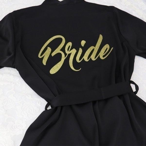 mariée noire