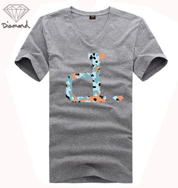 NEW Fashion Designer Дети Футболка с бриллиантами Футболки Мужская одежда Роскошные повседневные футболки для мужчин с принтом логотипа Футболка 42832