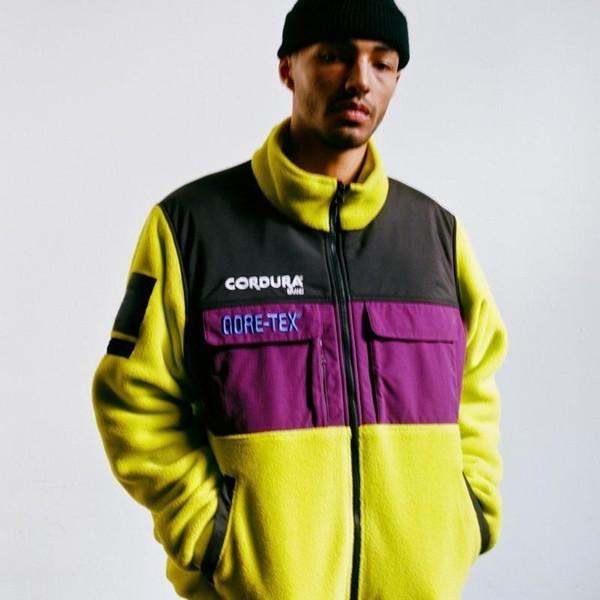 Miglior Giacca versione Expedition pile Retro ricamo High Street Fashion Warm Uomini confortevole e Donne HFBYJK242 Giacca di alta qualità
