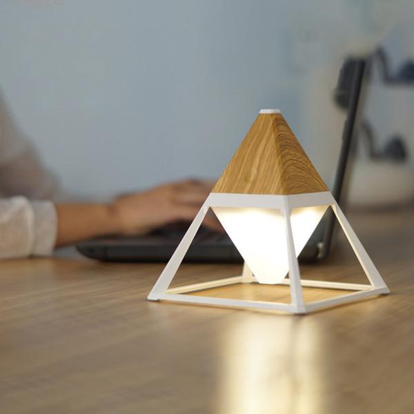BRELONG Creative Simple Touch Light Gift Cadeau Extérieur De Charge De Nuit Lumière Décorative Lampe Tenture Murale LED Lampe Lecture Table Lampe