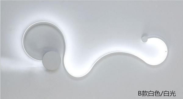 B - White - White