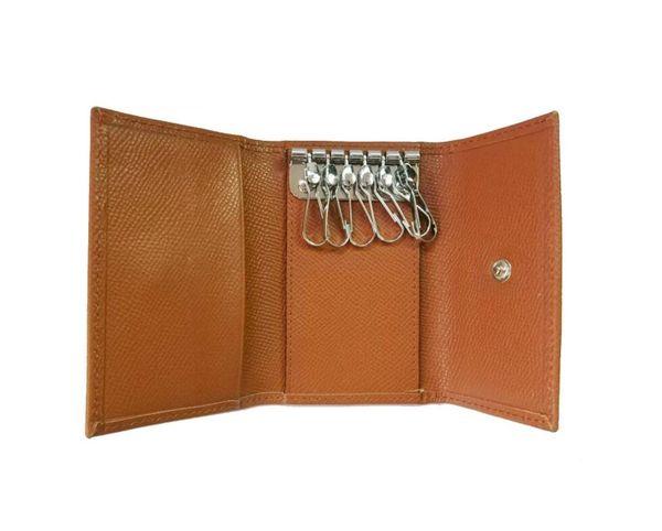 2019 High-end kalite erkekler tuşları cüzdan cep tasarımcı kadınlar için zarif bir aksesuar çanta LA62631