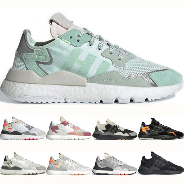Adidas nite jogger boost 2018 Beluga 2.0 Sply 350 V2 Breds Semi Замороженный желтый синий оттенок Zebra Copper Olive Green Cream White Kanye West Запуск кроссовки