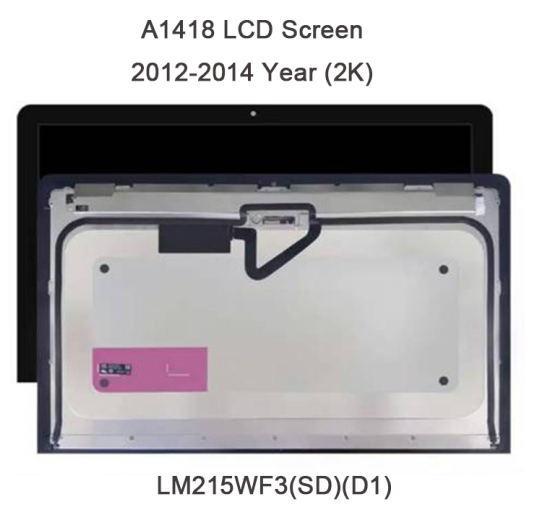 Pour Apple A1418 2K