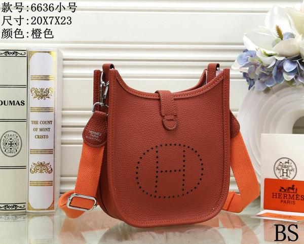 686872C80Design Bolso de las mujeres Bolso de mano de las señoras totalizadores del bolso de embrague de alta calidad Bolsos de hombro de cuero de moda Bolsos de mano de la orden mezclada