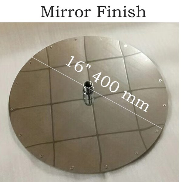 dia400 mirror finish