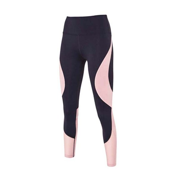 Ropa deportiva Pantalones de yoga Moto Mesh para mujer Legging de cintura alta Ropa de fitness Leggins de fitness femenino Leggings de gimnasio deportivo Mallas