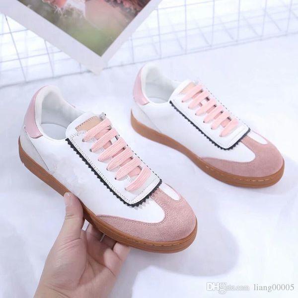 Reacción en cadena Zapatillas de deporte para hombre Zapatos de diseñador de lujo para hombres Mujeres para mujer Zapatillas deportivas Zapatos de moda casual Zapatillas con polvo dx190703