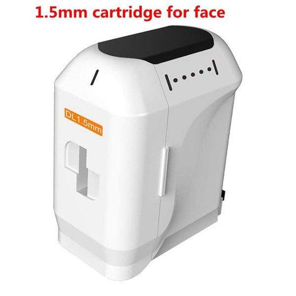 1,5 mm für die Gesichtspatrone