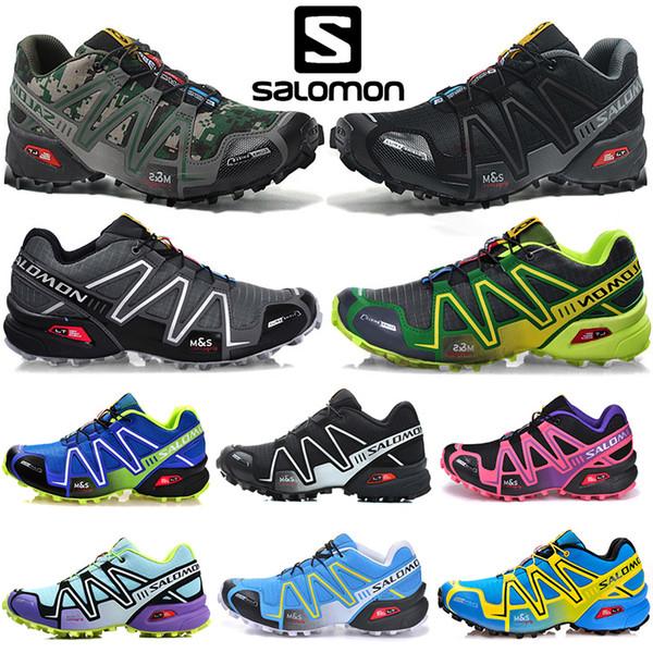 salomon speedcross 3 para caminar woman