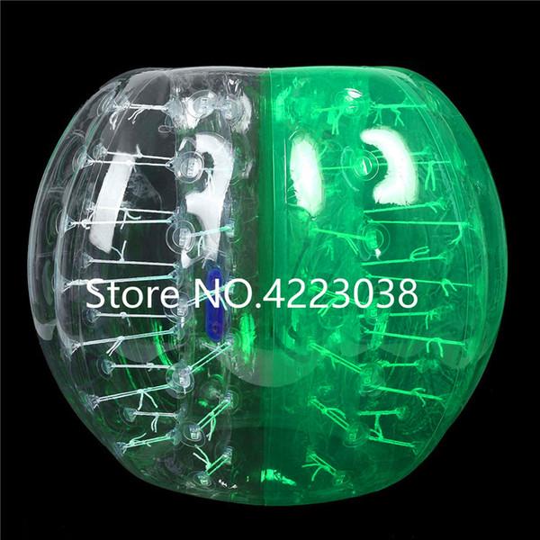 verde e transparente