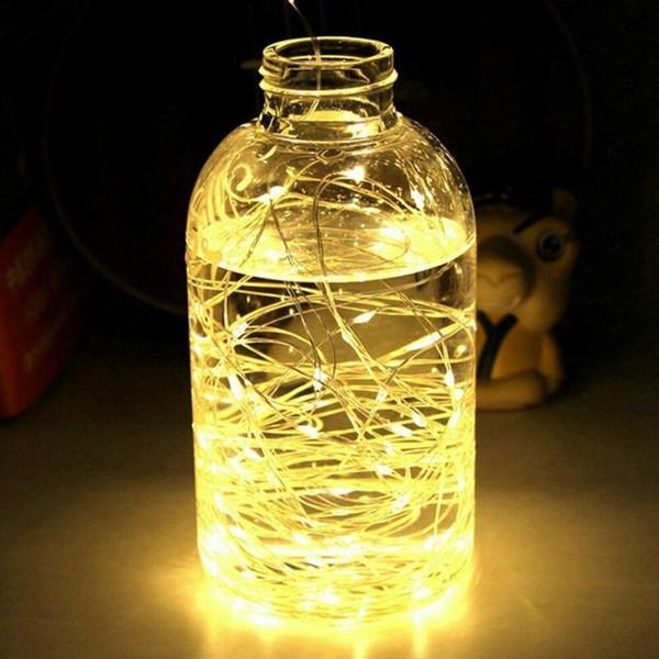 20LED Fairy LED String Lights Christmas Blubs palla brillante splendente moda confortevole lampada della festa nuziale
