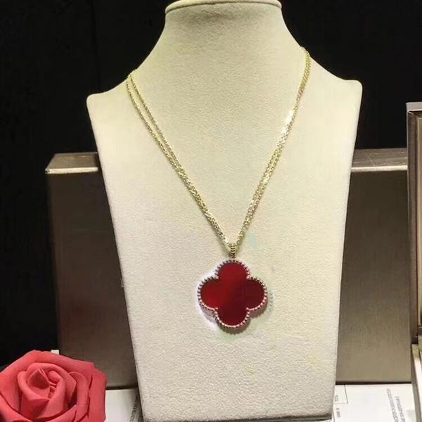 cadena de oro rojo shell