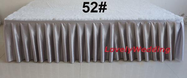 H75cm x L520cm silver