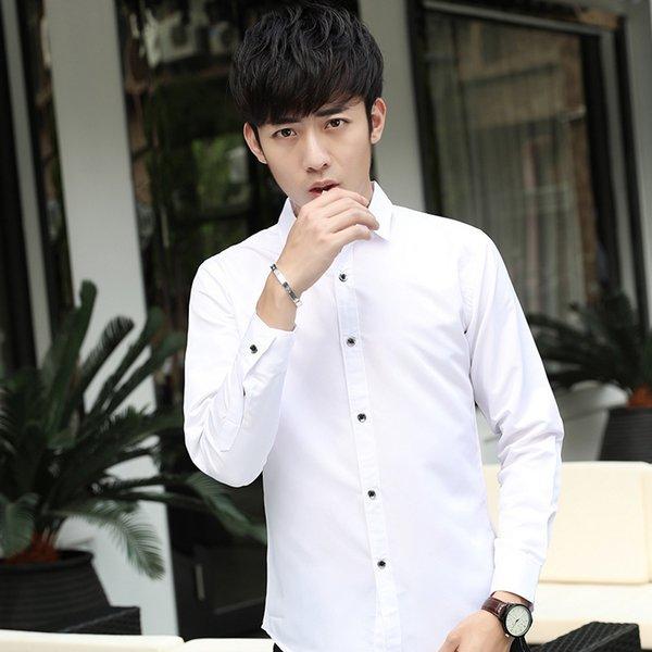 рукав рубашки белый