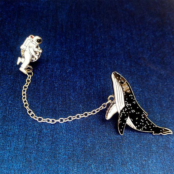 1Pc Creative Charms émail cristal broches Broche Pin Pour femmes Bijoux Cadeau