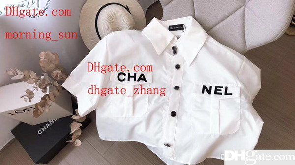 T-shirt da uomo di Nibber Office Lady White Cotton Crop Top Donna 2019 Summer Casual Street T-shirt Mujer Fashion Allose Basic Tee Shirt
