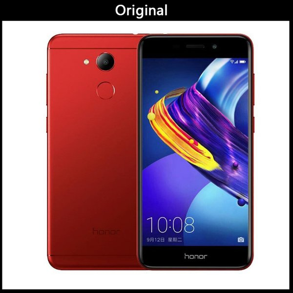 """Wholesale International Firmware HuaWei Honor V9 Play 4G LTE Cell Phone MTK6750 Android 7.0 5.2"""" IPS 1280X720 4GB RAM 32GB ROM Fingerprint"""