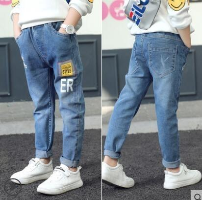 9036 pantalones vaqueros delgados