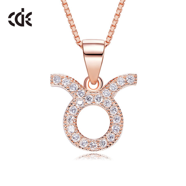 Wedding Party silver S925 beaded pearl gift woman lady diamond jewelry Necklace for bride acting initiation graduation CDE-773