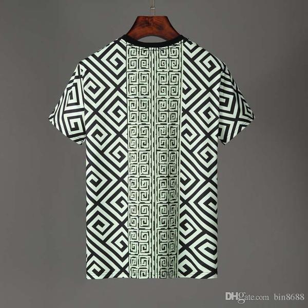 Neue Produkte auf der neuen Welle Sommer 2019 neue Sport Halbarm Rundhals Baumwolle Brief Kurzarm T-Shirt Y3