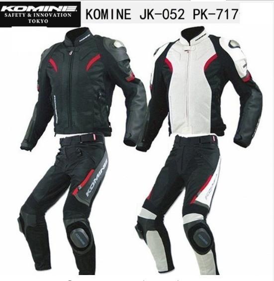 Бесплатная доставка 1 комплекта новых мужских летних на открытом воздухе воздухопроницаемых сетчатых костюмов от внедорожных гоночных мотоциклетных курток и брюк
