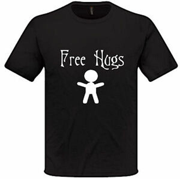 Geben Sie Umarmungen frei Shirt Netter Spaß-Familien-Liebes-Frieden