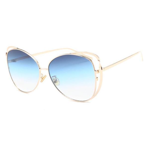 Vintage Oval Sonnenbrille Frauen-Marken-Designer-Sonnenbrillen Männer Sport Fishing Fahren Shades Oculos De Sol Brille 18419DF