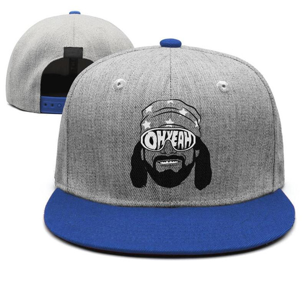 f161600b9f03fa The newest unisex hat Macho Music Man Cool Randy Savage Oh Yeah cool  designer simple fashion