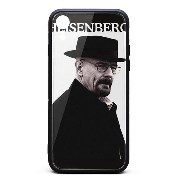 Rompiendo mal el teléfono Heisenberg Men i XR, el mejor estuche de diseñador, las mejores carcasas de teléfonos impresas de época, las carcasas de teléfonos anti arañazos vintage