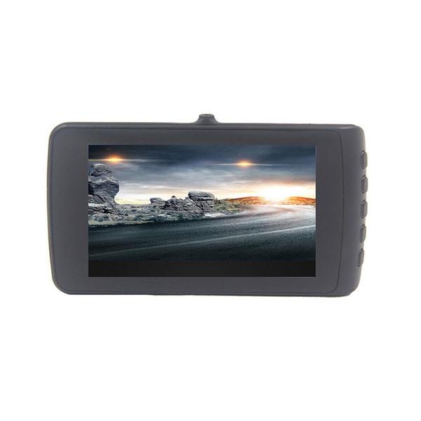 Adeeing X402 HD 1080P Gran angular Pantalla IPS de 4 pulgadas Grabadora de conducción de automóviles Delantera trasera Grabadora de datos de inversión de doble lente r30 dvr de automóvil