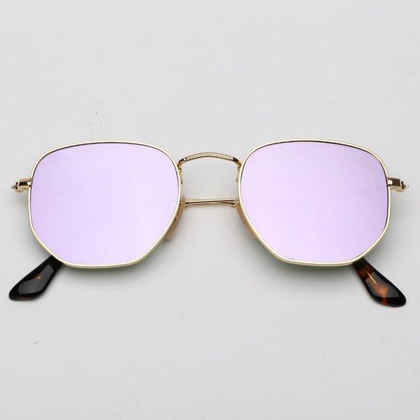 Espelho de ouro-lilás 001 / 8O