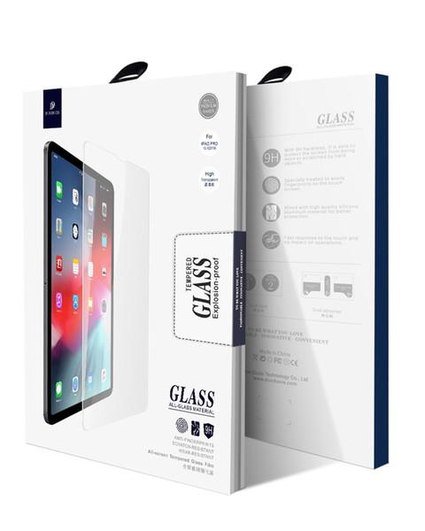 скрин пленка DUX DUCIS Закаленное стекло для IPAD Pro 12,9 (2018) / Pro 11 дюймов 9.7 10.5 экран протектор для Galaxy TAB 2019 T510 / T720 / TAB S6