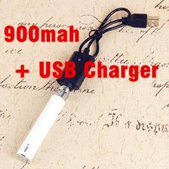 eGo-T 900mah Battery +USB Charger
