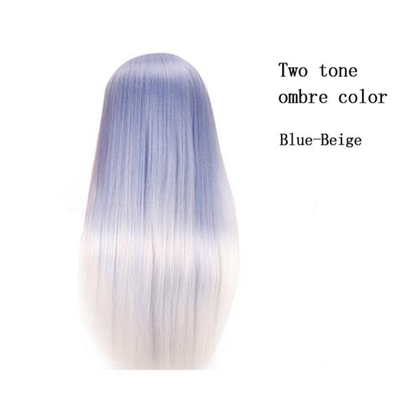 Blue-Beige