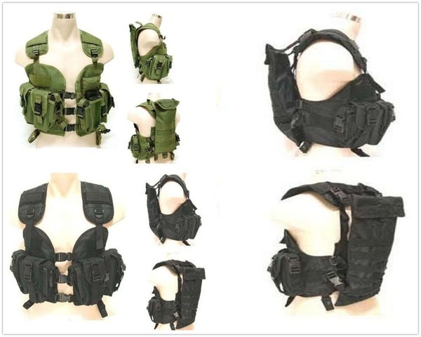 Tactical vest jacket Woodland Camouflage Hunting safety vest Clothing tactical uniform armored Security Protection