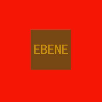 D Ebene Rouge à l'intérieur