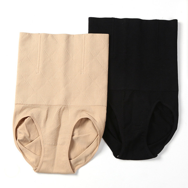 Boa Qualidade SH-0001 Cintura Alta Shaping Calcinha Respirável Shaper Do Corpo Emagrecimento Tummy Underwear panty shapers Das Mulheres Underwear